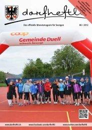 seetal - Samichlaus in Seengen - dorfheftli