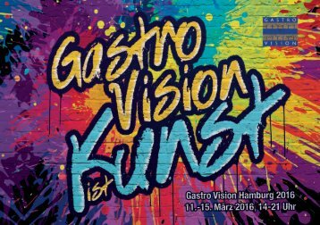 Gastro Vision Hamburg 2016