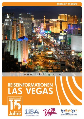 Reiseinformation Las Vegas