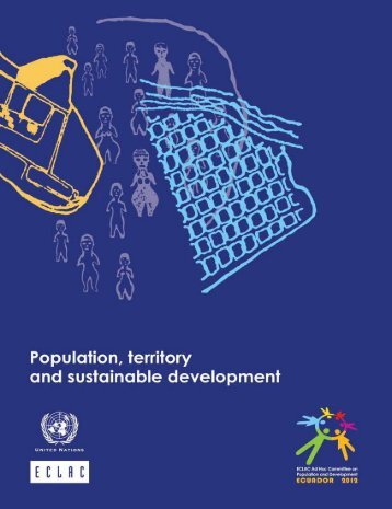 Population, territory and sustainable development