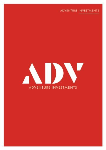 ADV Investments Graphic Identity Manual