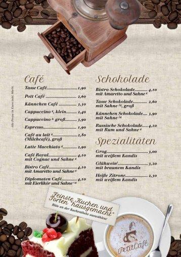 Petit Café, Schweinfurt