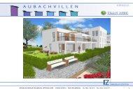 A U B A C H V I L L E N VILLA JADE - Immobilien Zentrum