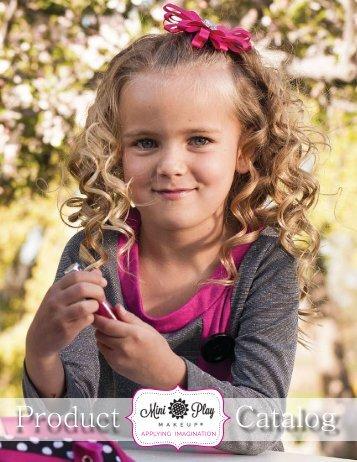 Mini-Play Makeup Catalog 2016