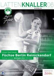 LATTENKNALLLER 06 - 03.01.2016 - FRISCH AUF Frauen 2015/2016