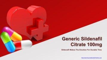 Sildenafil Citrate 100mg Online
