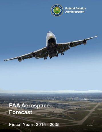 FAA Aerospace Forecast