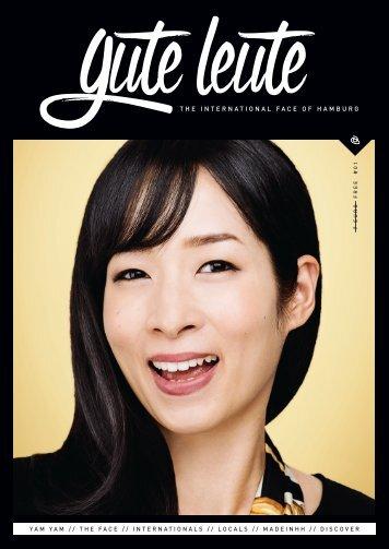 Gute Leute Magazine Issue #1