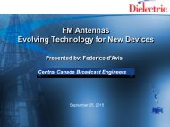 Evolving Technology for New Devices