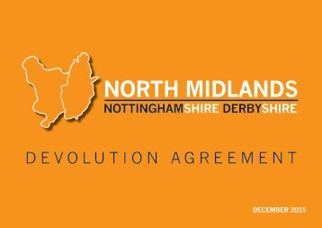 NORTH MIDLANDS