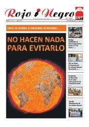 COP21 NI ACUERDO NI VINCULANTE NI SUFICIENTE