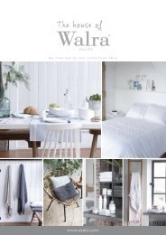The House of Walra - Spring 2016