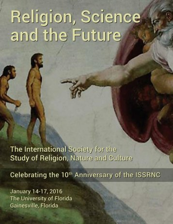 Religion Science and the Future