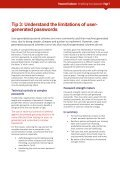 Password Guidance - Page 7