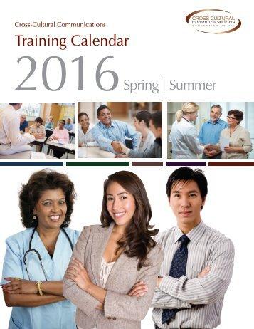 2016+Spring+Summer+Training+Calendar