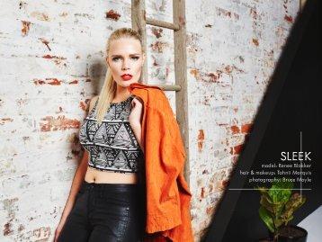 Renee Blokker - Sleek
