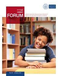 UE Forum 42
