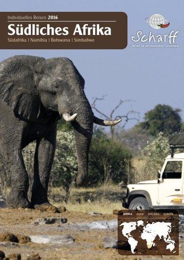 Individuelle Reisen ins Südliche Afrika