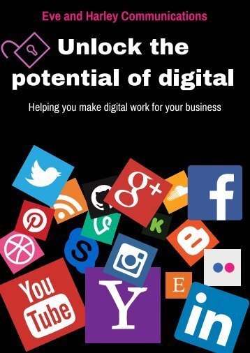 Unlock the of digital potential