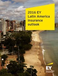 2016 EY Latin America insurance outlook