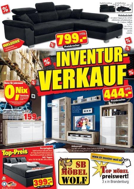 Inventur-Verkauf: jetzt alle Vorteile nutzen!