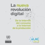 La nueva revolución digital: de la Internet del consumo a la Internet de la producción