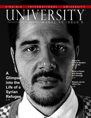 VIU Magazine Spring 2016