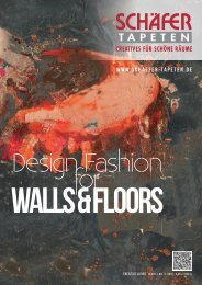 Fashion for Walls and Floors