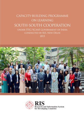 SOUTH-SOUTH COOPERATION