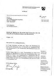 Bericht des NRW-Innenministeriums zur Silvesternacht in Köln