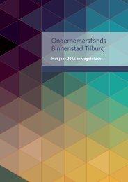 Ondernemersfonds Binnenstad Tilburg