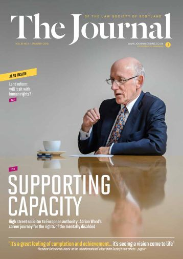 SUPPORTING CAPACITY