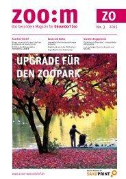 ZOOM ZO Ausgabe 3 / 2015