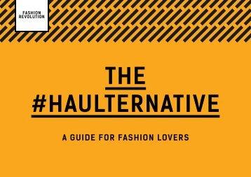 #haulternative