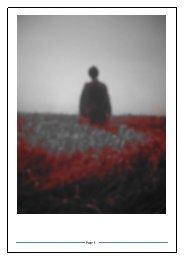 Parapluie de l'aube ( Un recueil de poèmes en duo , Audrey Chambon & Khalid EL Morabethi )