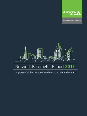 Network Barometer Report 2015