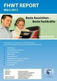 März 2012 - Private Fachhochschule für Wirtschaft und Technik ...