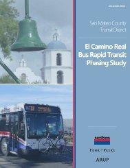 El Camino Real Bus Rapid Transit Phasing Study