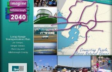 Imagine 2040 Hillsborough Long Range Transportation Plan Summary Report