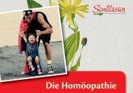 SIMILASAN Homöopathie-Broschüre