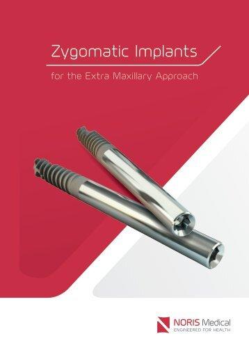Zygomatic Implants - Noris Medical