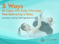 5 Ways to Cope with Body Changes Post Delivering a Baby
