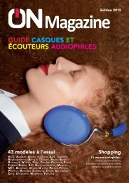 ON Magazine - Guide Casques 2015