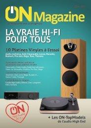 ON Magazine - Guide HiFi 2015