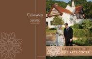 professionals - Callanwolde Fine Arts Center