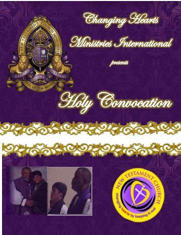 Convocation Booklet 2016