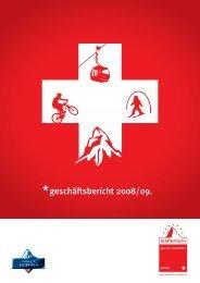 *geschäftsbericht 2008/09. - Seilbahn.net