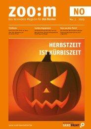 ZOOM NO Ausgabe 9/10 2015