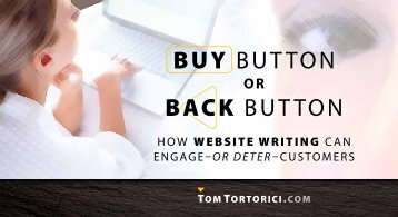 Buy Button Back Button