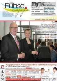 Fuhse-Magazin 1/2016